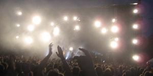 Konsert och festival